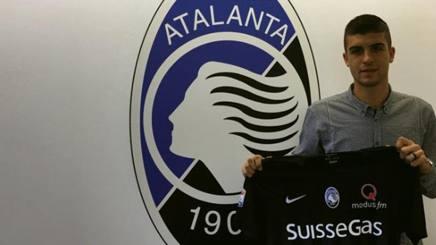 Gianluca Mancini, 20 anni, difensore dell'Atalanta. Twitter