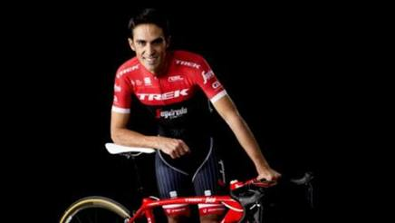 Alberto Contador, 34 anni.