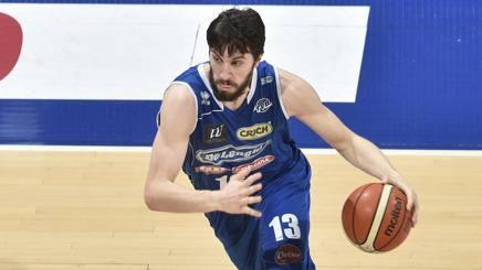 Matteo Fantinelli, 23 anni, play di Treviso. Ciamillo