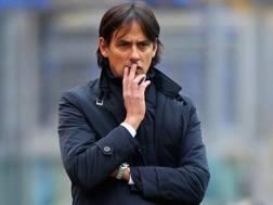 Simone Inzaghi, 40 anni, allenatore della Lazio. Getty Images