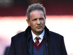 Sinisa Mihajlovic, allenatore del Torino. Lapresse