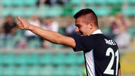 Sergej Milinkovic-Savic, seconda stagione alla Lazio. Ansa