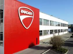 La sede della Ducati