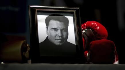 Muhammad Ali, scomparso lo scorso 4 giugno. Ap