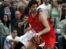 Milos Teodosic, 29 anni. Epa
