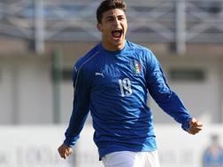 Riccardo Orsolini, 19 anni. Getty