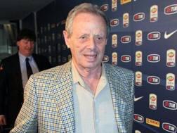 Maurizio Zamparini, 75 anni.