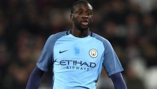 Il centrocampista del Manchester City Yaya Tourè, 33 anni. Getty