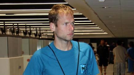 Alex Schwazer. Ansa