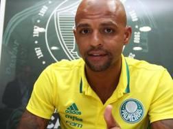Felipe Melo, 33 anni.