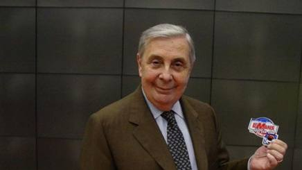 Mario Poltronieri, aveva 87 anni