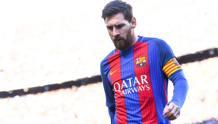 Lionel Messi, 29 anni. Getty