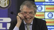 Massimo Moratti, 71 anni, ex presidente dell'Inter. Getty Images