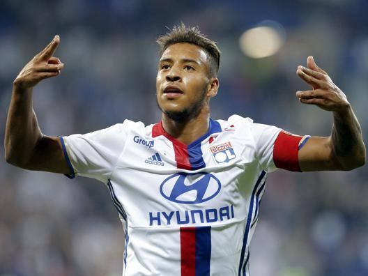 Corentin Tolisso, 22 anni, centrocampista francese del Lione. Ap