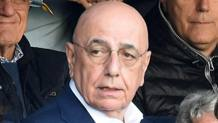 Adriano Galliani, 72 anni, amministratore delegato del Milan. Getty Images