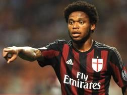 Luiz Adriano, 29 anni. Ansa