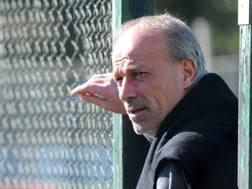 Walter Sabatini, 61 anni. ANSA