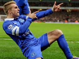 Gerard Deulofeu Lázaro, 22 anni, attaccante spagnolo dell'Everton.
