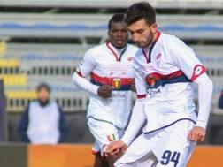 Danilo Cataldi, 22 anni. Ansa