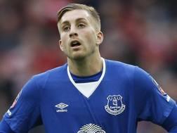 Gerard Deulofeu Lázaro, 22 anni, attaccante spagnolo dell'Everton. Reuters
