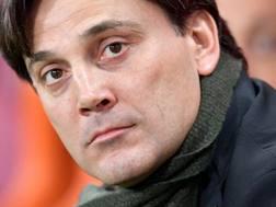 Vincenzo Montella, 42 anni. LAPRESSE