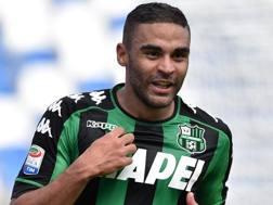 André Grégoire Defrel, 25 anni, attaccante francese del Sassuolo. Getty Images