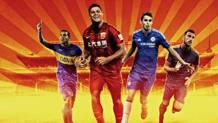 Carlos Tevez, Hulk, Oscar e Graziano Pellè: alcune delle stelle del campionato cinese