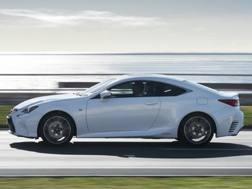 La Lexus RC Hybrid