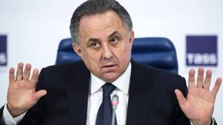 Il Vice Primo Ministro russo Vitaly Mutko. Ap