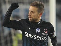 Alejandro Darío Gómez, 28 anni, attaccante argentino dell'Atalanta. etty Images