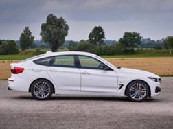 La BMW Serie 3 GT
