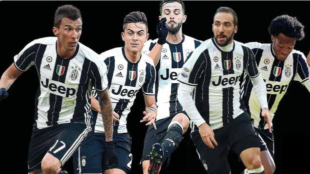 Champions league juventus porto allegri ritorna al 4 2 3 for Immagini juventus