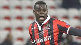 Mario Balotelli Barwuah, 26 anni, attaccante del Nizza. Ap