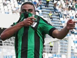 André Grégoire Defrel, 25 anni, attaccante francese del Sassuolo. Ansa