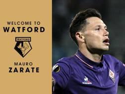 Mauro Zarate, 29 anni