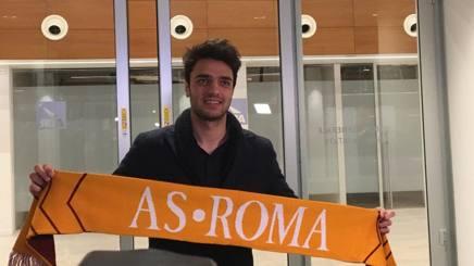 Clément Grenier, 26 anni, centrocampista francese della Roma. Zucchelli
