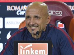 Luciano Spalletti, 57 anni, allenatore della Roma. Getty Images