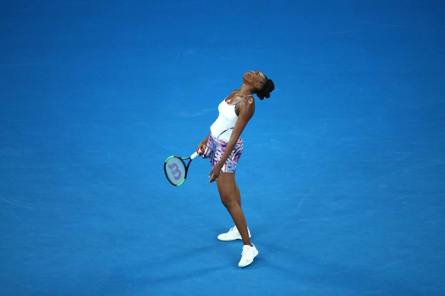 Venus si dispera... (Getty Images)
