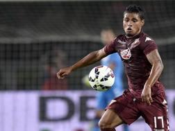 L'attaccante Josef Martínez, 23 anni. LaPresse