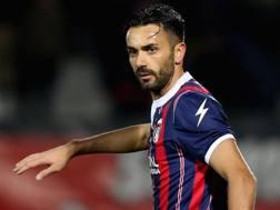 Raffaele Palladino, 32 anni, nuovo attaccante del Genoa. Getty Images