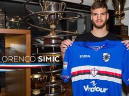 Lorenzo Simic, 20 anni