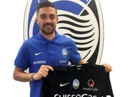 Anthony Mounier, 29 anni, nuovo attaccante dell'Atalanta. Twitter