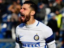 Antonio Candreva, 29 anni, centrocampista dell'Inter. Getty Images