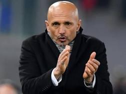 Luciano Spalletti, 57 anni. Lapresse