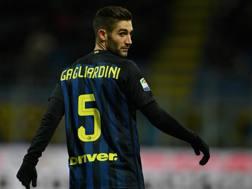 Roberto Gagliardini, 22 anni, centrocampista passato dall'Atalanta all'Inter. Getty
