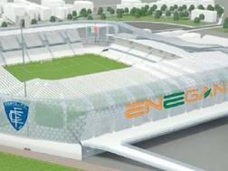 Il progetto del nuovo impianto dell'Empoli