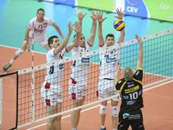 Trento vince in Europa