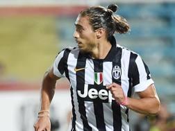 Martin Caceres, 29 anni, ai tempi della Juve. Getty