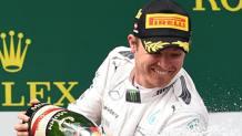 Nico Rosberg, iridato 2016 in F.1. Afp