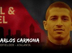 Carlos Carmona, 29 anni